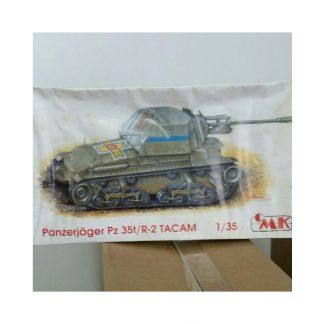Panzerjäger Pz 35t/R-2 TACAM