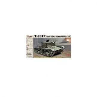 T-26TN Armoured Observation Post