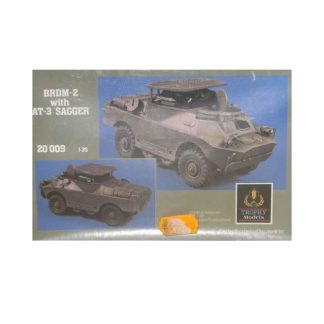 BRDM-2 with AT-3 Sagger