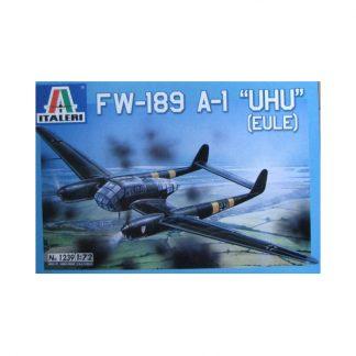 Fw 189 A-1 Uhu (Eule)