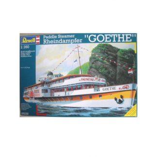 Paddle Steamer Goethe