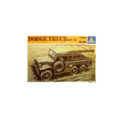 Dodge Truck WC 62