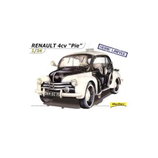 Renault 4CV Pie