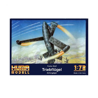 Focke-Wulf Triebflügel - Abfangjäger