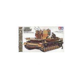 German Flakpanzer IV Möbelwagen