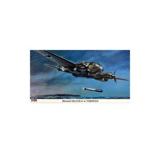 Heinkel He111H-6 w/Torpedo