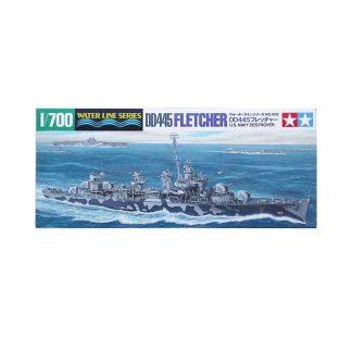 DD-445 USS Fletcher