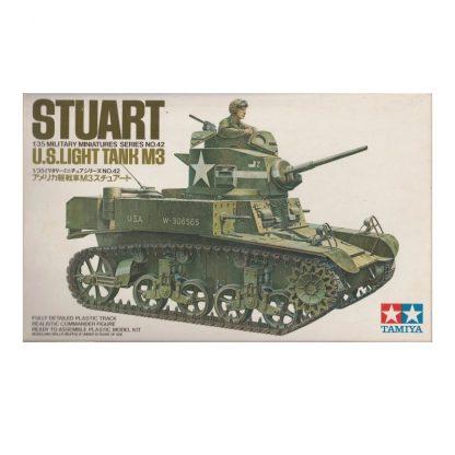 Stuart - U.S. Light Tank M3