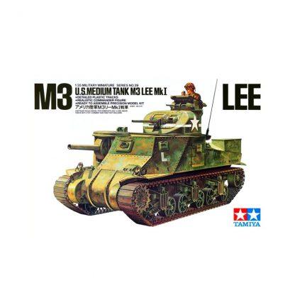 U.S. Medium Tank M3 Lee Mk I