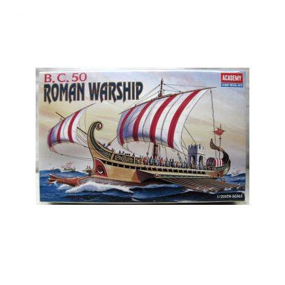 Roman Warship CIRCA 31 B.C.
