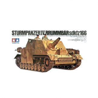 Sturmpanzer IV Brummbär sdkfz166