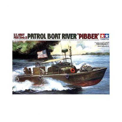 U.S. Navy PBR31 Mk.II Patrol Boat River - Pibber