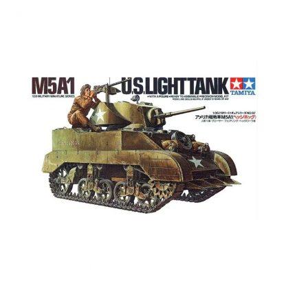 U.S. Light Tank M5A1