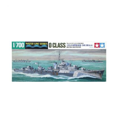 O Class - British Destroyer