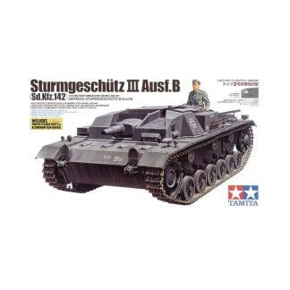Sturmgeschütz III Ausf.B - Sd.Kfz.142