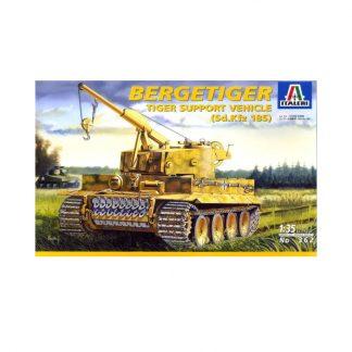 Bergetiger Tiger Support Vehicle (Sd.Kfz 185)