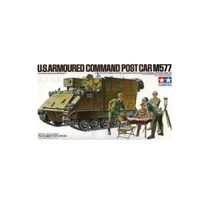 M577 US Armoured Command Post Car
