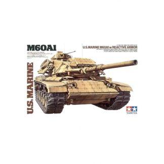 U.S Marine M60A1