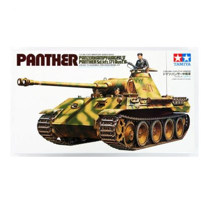 Panther - Panzerkampfwagen V Panther (Sd.kfz. 171) Ausf. A