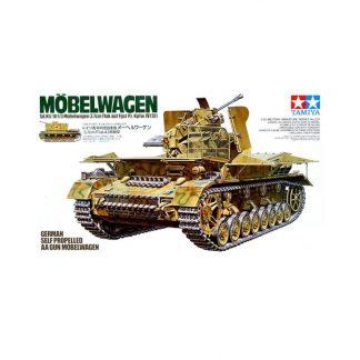 Möbelwagen - Sd.Kfz.161/3 Möbelwagen 3,7cm Flak auf Fgst Pz.Kpfw.IV (Sf)