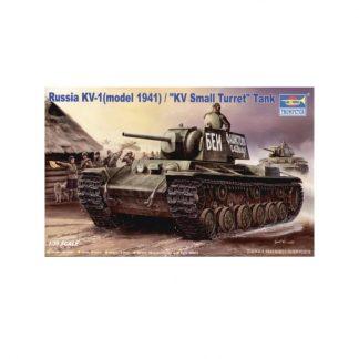 Russia KV-1 (model 1941) KV Small Turret Tank