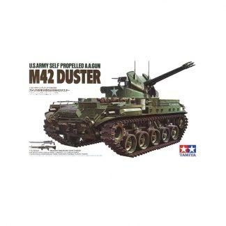 Selfpropelled Anti-Aircraft-Gun M42 DUSTER