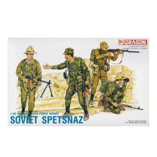 Soviet Spetsnaz - World´s Elite Force Series