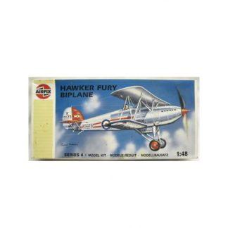 Hawker Fury Biplane