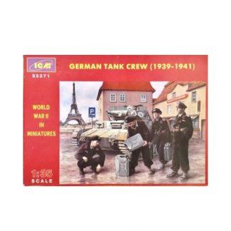 German Tank Crew (1939 - 1941)