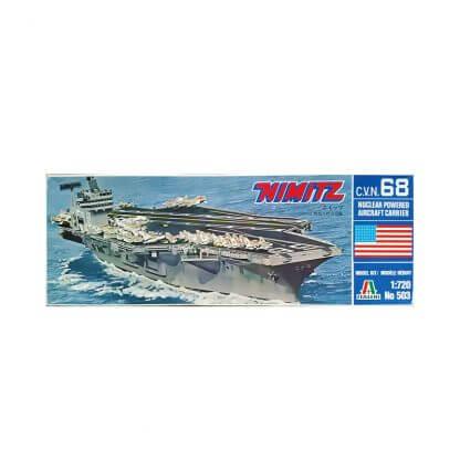 USS Nimitz CVN-68