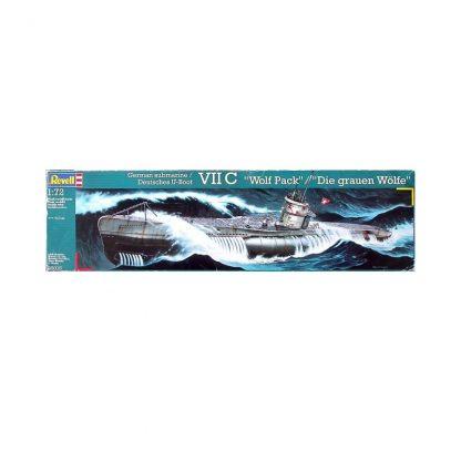 German submarine VII C Wolf Pack