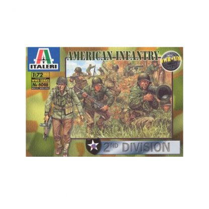 American Infantry 2nd Division