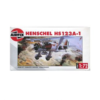 Henschel Hs 123A-1