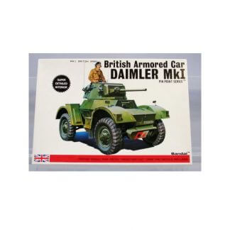 Daimler Mk1 Armoured Car