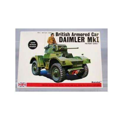 Daimler Mk1 Armoured Car