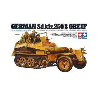 German Sd.Kfz. 250/3 GREIF