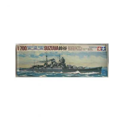 Japan Heavy Cruiser Suzuya