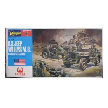 U.S. Army U.S.Jeep Willys M.B.
