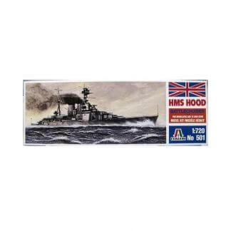 Battlecruiser HMS Hood
