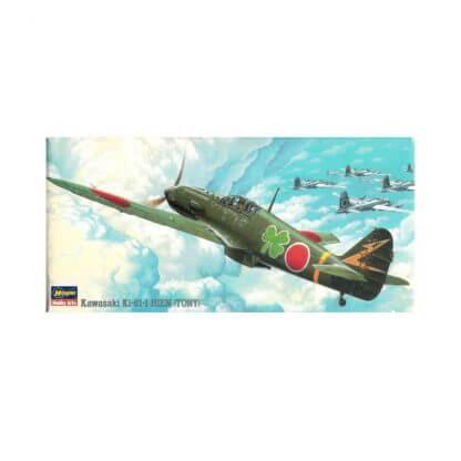 Kawasaki Ki-61-I Hien (Tony)