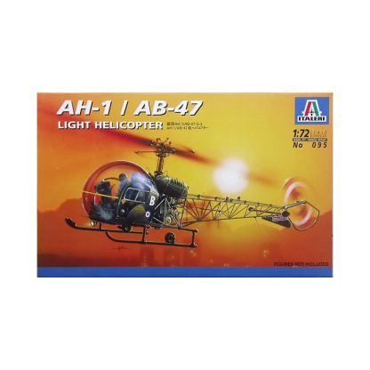 AH-1 / AB-47 - Light Helicopter