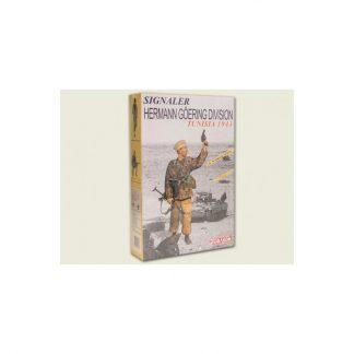 Signaler Hermann Goering Division (Tunisia 1943)