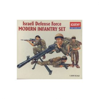 Israeli Defence Force Modern Infantry Set