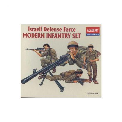 Israeli Defence Force Modern Infantry Set