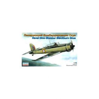 Naval Dive-Bomber Blackburn Skua