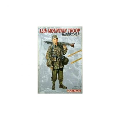 13th MOUNTAIN TROOP HANDSCHAR