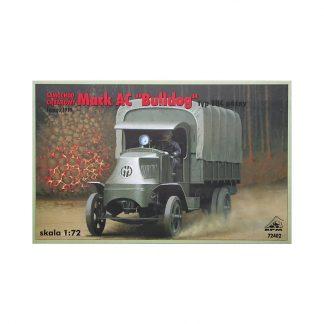 "Mack AC ""Bulldog"" - typ EHC pozny France 1919"