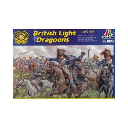 British Light Dragoons 1805-1815
