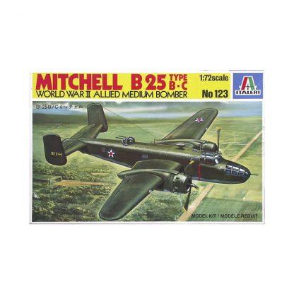 Mitchell B-25 Type B-C - World War II Allied Medium Bomber