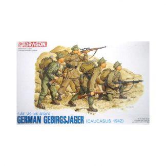 German Gebirgsjäger (Caucasus 1942)